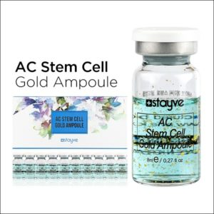 BB glow serum gold ampoule AC stem cell ampoule