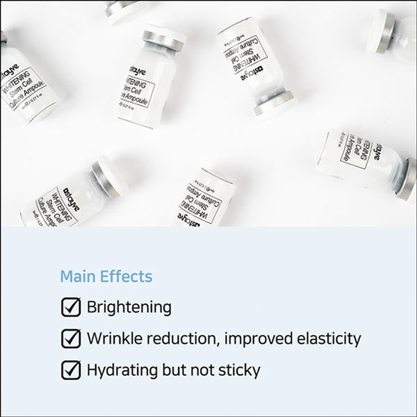 Whitening stem cell serum ampoule buy