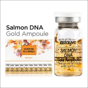 BB glow serum gold ampoule salmon CNA