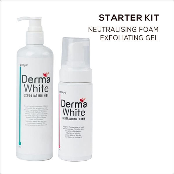 Stayve Dermawhite foam gel buy