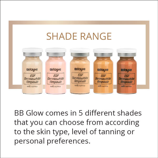 BB Glow ampoules buy