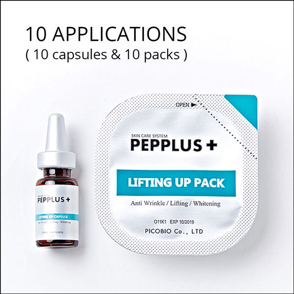 PicoBio PEPPLUS+ Special Skin Care Lifting Program buy