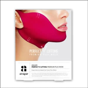 avajar perfect v lifting plus mask
