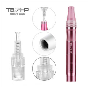 Mesotherapy Needle for DermaPen TB&HP- 12 Pin Micro Needle Cartridge