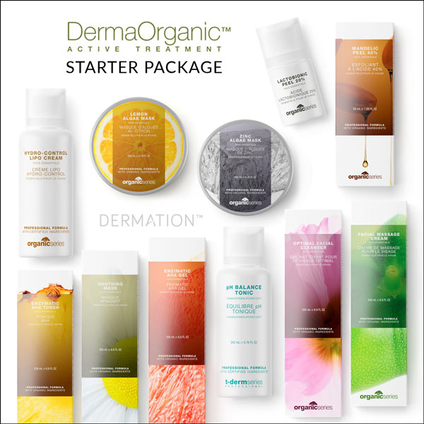 DermaOrganic products to buy for dermation device