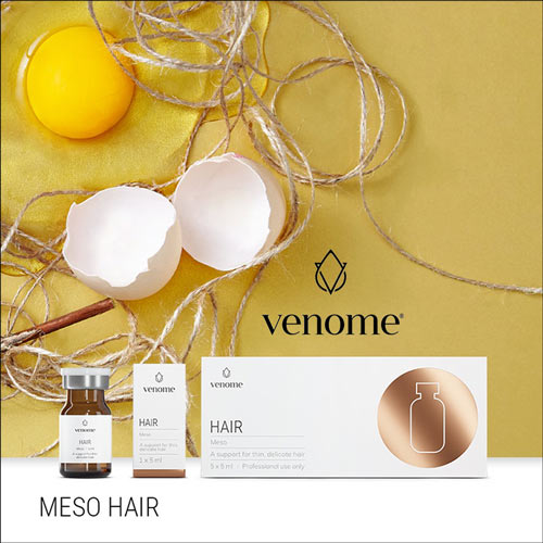 venome meso hair micro-needling products