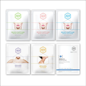 Avif Biocell Face Masks for BB Glow Treatment