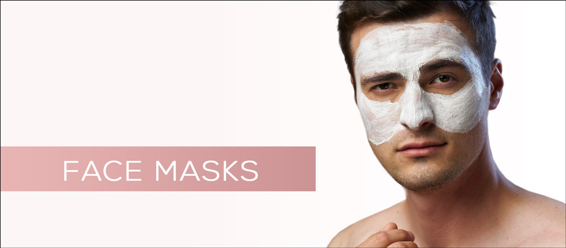 professional and home use face skin masks