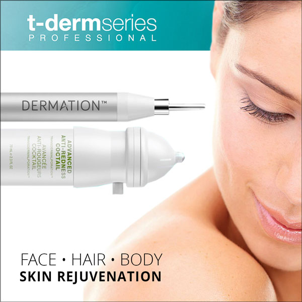 Derma Organic t-derm active treatment with dermation