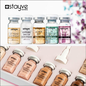 Stayve bb glow micro-needling products