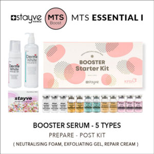 Stayve Booster Serum set