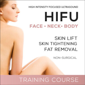 HIFU face neck body course
