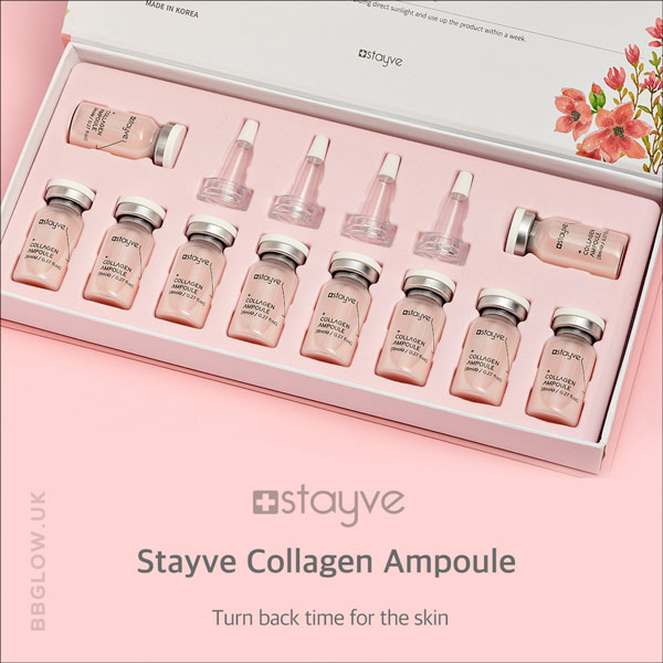 Stayve Collagen Booster Ampoule