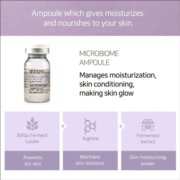 Stayve Microbiome Booster Ampoule