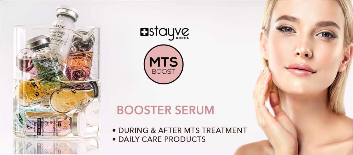 Stayve Booster Serum Ampoules