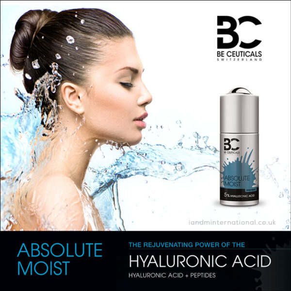 be ceuticals absolute moist